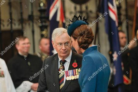 Catherine Duchess of Cambridge and Duke of Gloucester.
