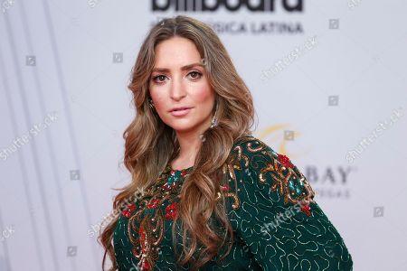 Editorial picture of 2019 Billboard Latin Music Awards - Arrivals, Las Vegas, USA - 25 Apr 2019
