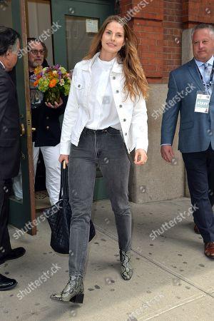 Editorial photo of Tribeca Film Festival Luncheon, New York, USA  - 25 Apr 2019