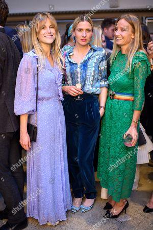 Lucia Ruck Keene, Sarah Kate Byrne and Martha Ward