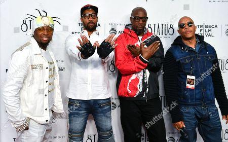 Young Dirty Bastard, RZA, Young Jeezy, U-God