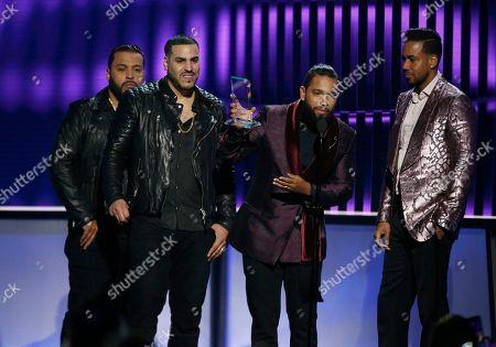 Editorial photo of 2019 Billboard Latin Music Awards - Show, Las Vegas, USA - 25 Apr 2019