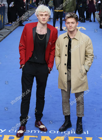 Tristan Evans and Connor Ball of The Vamps