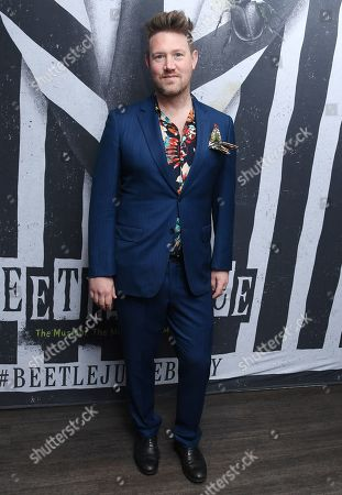 Editorial picture of 'Beetlejuice' Broadway play opening night, After Party, New York, USA - 25 Apr 2019