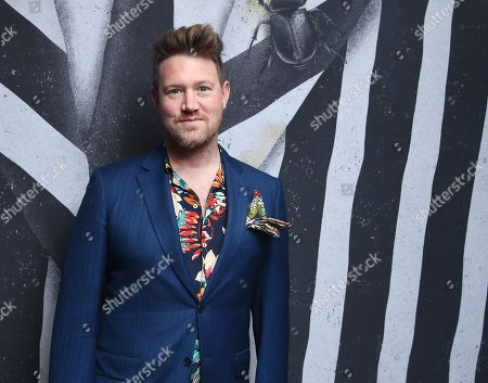 Editorial photo of 'Beetlejuice' Broadway play opening night, After Party, New York, USA - 25 Apr 2019