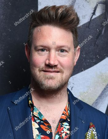 Stock Picture of Eddie Perfect
