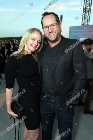 Stock Picture of Marley Shelton and Beau Flynn