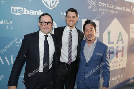 Editorial photo of LAFH Awards 2019, Los Angeles, USA - 25 April 2019