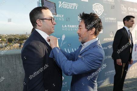 PJ Byrne and Kenneth Choi