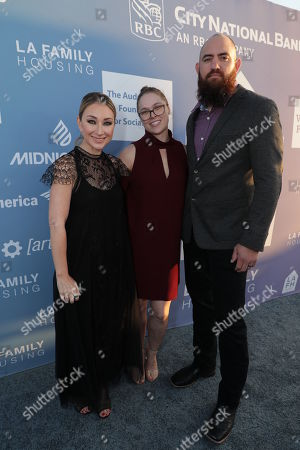 Blair Rich - President, Worldwide Marketing, Warner Bros. Pictures Group and Warner Bros. Home Entertainment, Travis Browne and Ronda Rousey