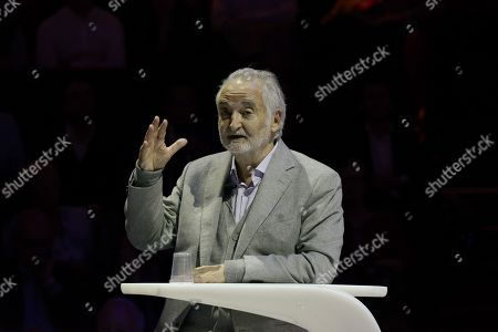 Stock Picture of Jacques Attali