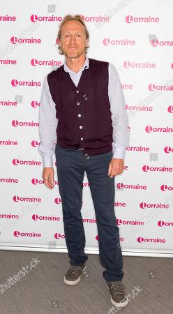 Editorial photo of 'Lorraine' TV show, London, UK - 26 Apr 2019
