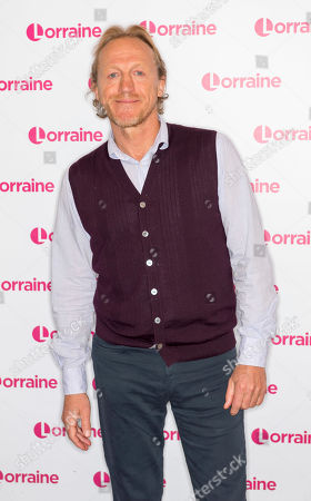 Editorial picture of 'Lorraine' TV show, London, UK - 26 Apr 2019