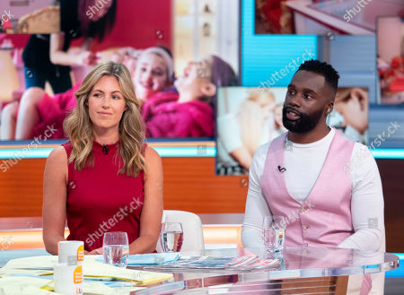 Editorial picture of 'Good Morning Britain' TV show, London, UK - 26 Apr 2019