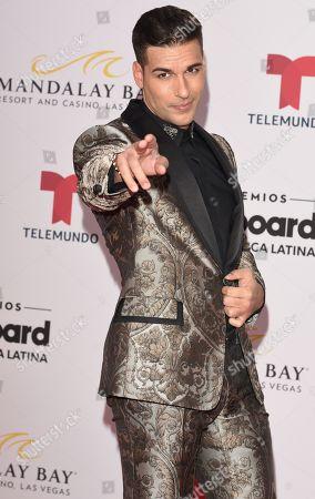Editorial picture of Billboard Latin Music Awards, Arrivals, Las Vegas, USA - 25 Apr 2019