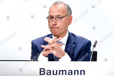 Editorial photo of Bayer annual shareholders meeting, Bonn, Germany - 26 Apr 2019