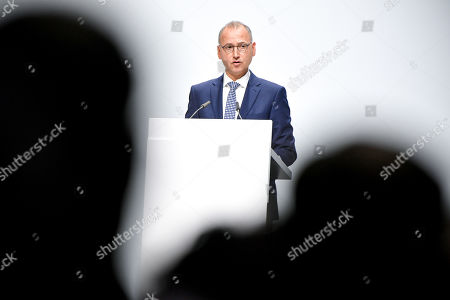 Editorial picture of Bayer annual shareholders meeting, Bonn, Germany - 26 Apr 2019