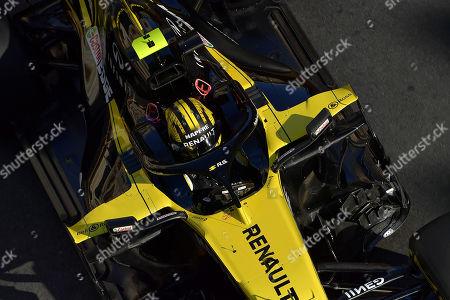 26.04.2019, Baku City Circuit, Baku, FORMULA 1 SOCAR AZERBAIJAN GRAND PRIX 2019 ,  Nico Huelkenberg (GER#27), Renault F1 Team