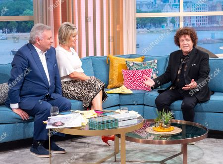 Eamonn Holmes and Ruth Langsford with Leo Sayer