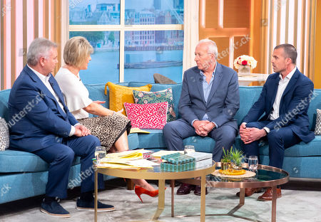 Eamonn Holmes, Ruth Langsford, Peter Bleksley and Marc Cananur