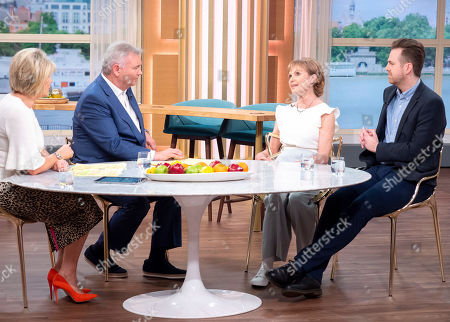 Eamonn Holmes, Ruth Langsford, Madeline Smith and Andy West