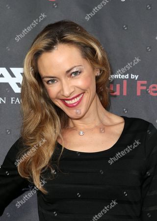 Stock Image of Kristanna Loken