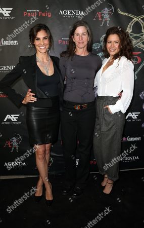 Daniela Ruah, Melanie Wise, Mercedes Masohn