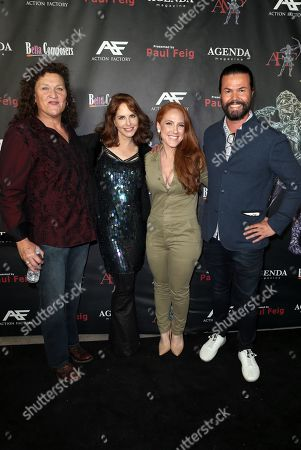 Editorial image of Artemis Awards Gala, Arrivals, Los Angeles, USA - 25 Apr 2019