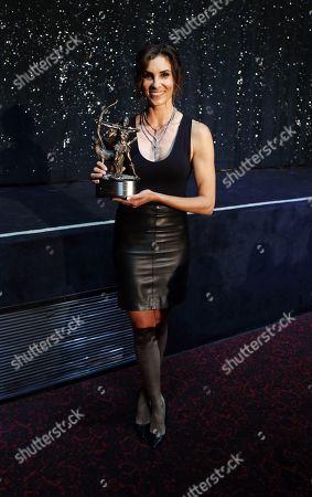 Editorial image of Artemis Awards Gala, Inside, Los Angeles, USA - 25 Apr 2019