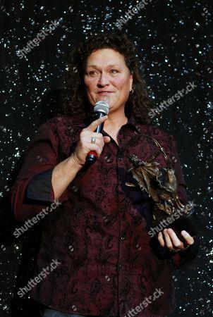 Stock Picture of Dot Marie Jones