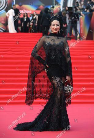 Indian actress Sonakshi Sinha