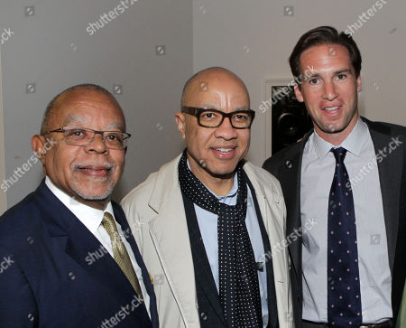 Dr. Henry Louis Gates, Darren Walker and Peter Kunhardt