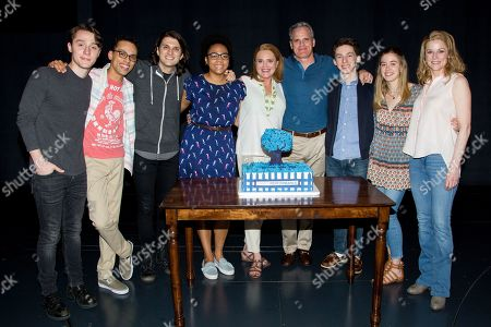 Editorial photo of 'Dear Evan Hansen' celebrates 1000 performances on Broadway, New York, USA - 25 Apr 2019