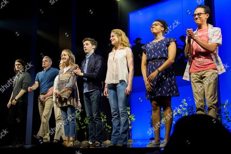 Alex Boniello, Michael Park, Jennifer Laura Thompson, Mallory Bechtel, Andrew Barth Feldman, Lisa Brescia, Phoenix Best, Sky Lakota-Lynch
