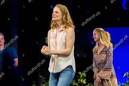 Editorial image of 'Dear Evan Hansen' celebrates 1000 performances on Broadway, New York, USA - 25 Apr 2019