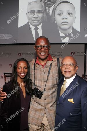 Sarah E. Lewis, Jamel Shabazz and Henry Louis Gates