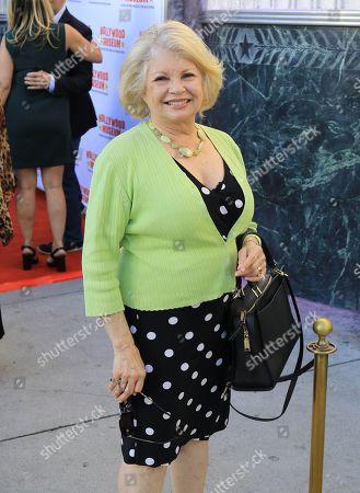 Stock Photo of Kathy Garver