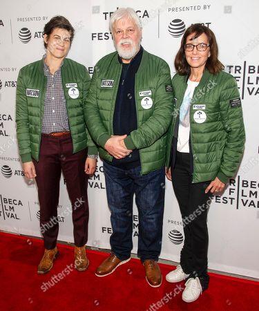 Editorial photo of 'Watson' premiere, Tribeca Film Festival, New York - 25 Apr 2019