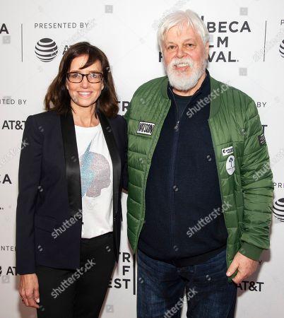 Editorial image of 'Watson' premiere, Tribeca Film Festival, New York - 25 Apr 2019