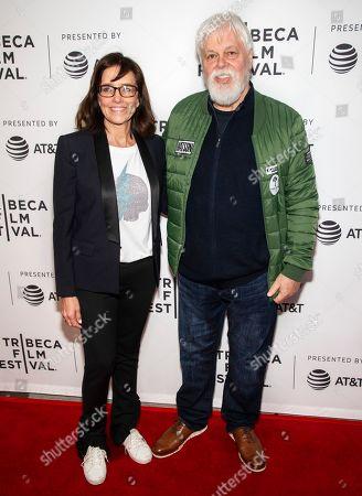 Editorial picture of 'Watson' premiere, Tribeca Film Festival, New York - 25 Apr 2019