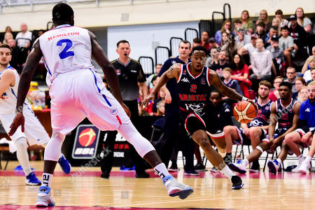 Editorial picture of Bristol Flyers v London City Royals, UK - 26 Apr 2019