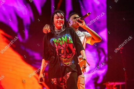 Editorial image of Coachella Valley Music and Arts Festival, Weekend 2, Day 3, Indio, USA - 21 Apr 2019