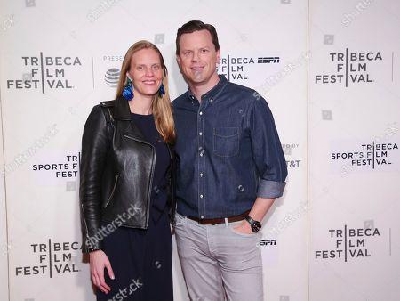 Libby Geist and Willie Geist