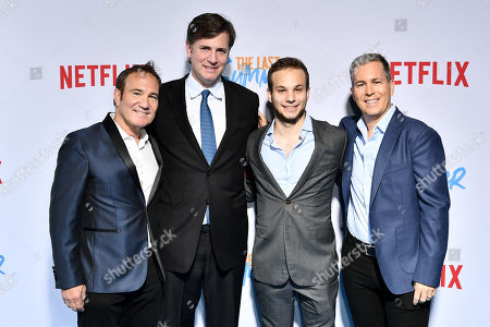 Stock Image of William Bindley, Jake Gerber, Mike Karz and Scott Bindley