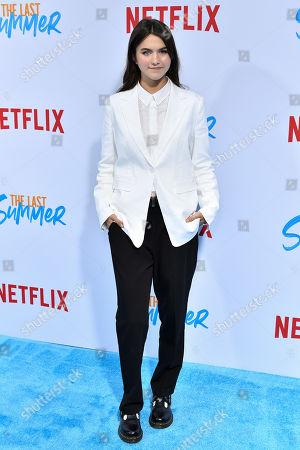 Stock Photo of Chloe East