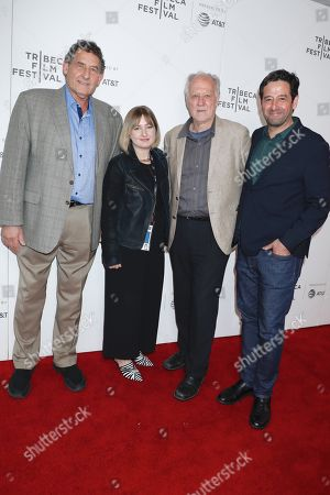 Herbert Golder, Christine Kecher, Werner Herzog, Rob Sharenow