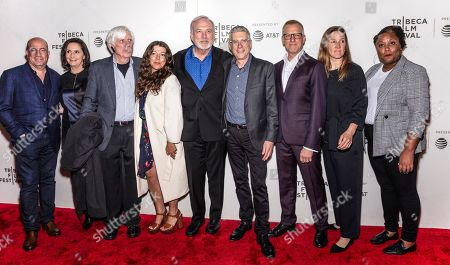 Jeff Zucker, Amy Entelis, Michele Farinola, James Keach, Jeffrey Friedman, Rob Epstein, Courtney Sexton, Alexandra Hannibal