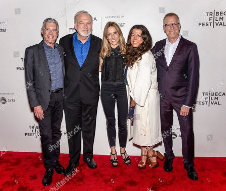 Jeffrey Friedman, James Keach, Sheryl Crow, Michele Farinola, Rob Epstein