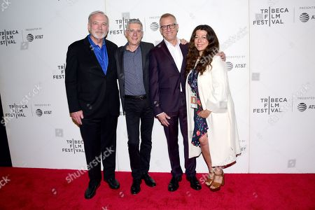 James Keach, Jeffrey Friedman, Rob Epstein, Amy Entelis
