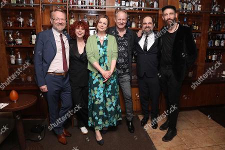 Jared Harris, Jessie Buckley, Emily Watson, Stellan Skarsgard, Craig Mazin (Creator) and Johan Renck (Director)